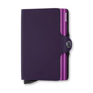Twinwallet Matte Purple